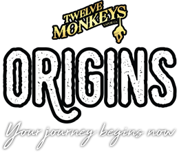 12 Monkeys Origins Logo Europe