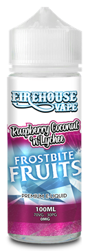 FIREHOUSE Raspberry Coconut and Lychee