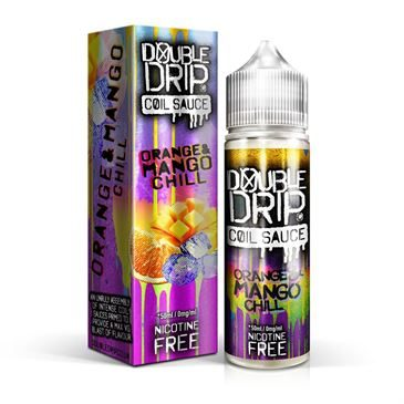 Double Drip Orange & Mango Chill 0mg 50ml