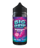 Bubblegum Candy Big Drip 120ml Bottle