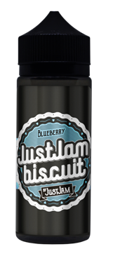 Just Jam Biscuit Blueberry 100ml