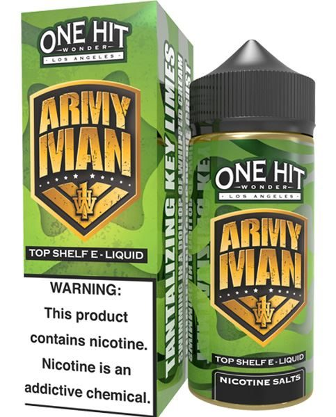 One Hit Wonder Army Man