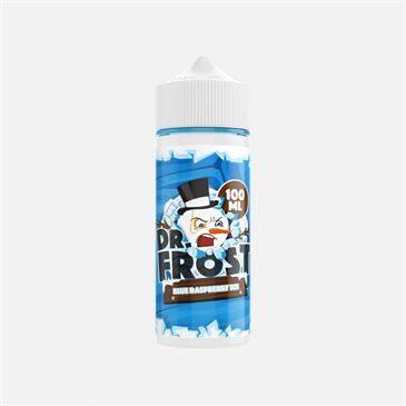 Dr Frost Blue Raspberry 100ml Shortfill