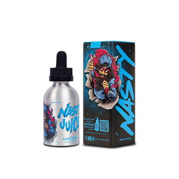 Nasty Juice - Slow Blow 0MG 50ML