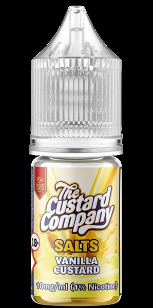 The Custard Company - Vanilla Custard 10mg 10ml