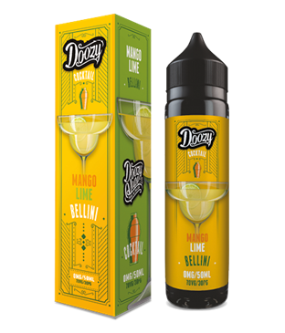 Mango Lime Bellini - Doozy Cocktail (Single Product)