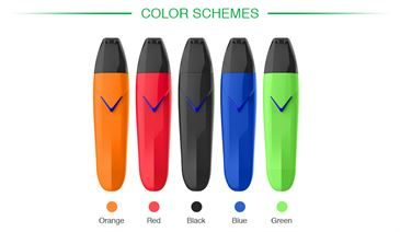 Suorin Vagon Kit colour.
