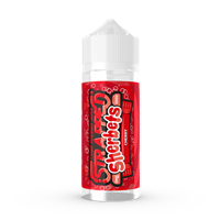 Strapped Cherry Sherbets 100ml