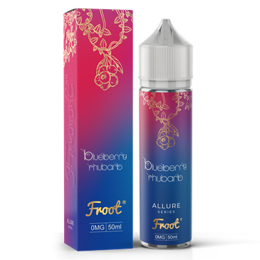 Froot Blueberry & Rhubarb 50ml