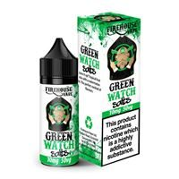 Firehouse Vapes - Green Watch Nic Salt
