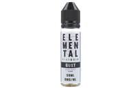 Elemental Gust (Grape Candy) 0mg 50ml