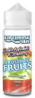 FIREHOUSE Double Applemint and Strawberry