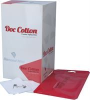 DOC COTTON Red - Flat Coil