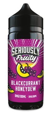 Seriously Fruity Blackcurrant Honeydew 100ml