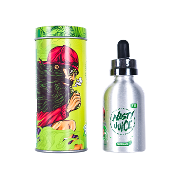 Nasty Juice - Green Ape 0MG 50ML