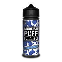 Moreish Puff - Shakes - Blueberry 0mg 100ml